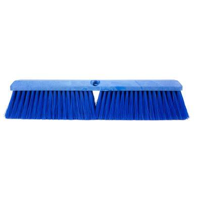 Щетка для пола Haccper 1118B 45.7 см мягкая щетина (синяя)