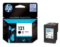 Картридж струйный HP 121 CC640HE черный оригинальный