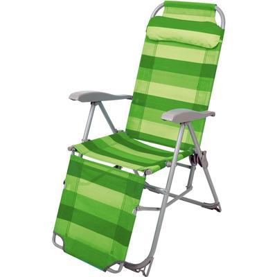 Шезлонг Ника К3 (зеленый)