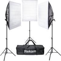 Комплект осветителей Rekam CL4-900-SB Kit