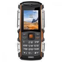 Мобильный телефон teXet ТМ-513R черный/оранжевый