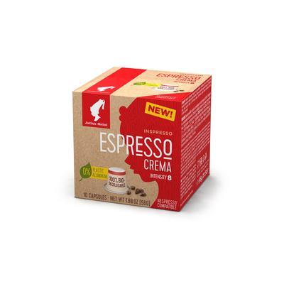 Кофе в капсулах Julius Meinl Espresso Crema BIO, 10 кап
