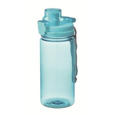 Бутылка для воды 500 мл синяя WR-8283