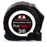 Рулетка ADA RubTape 3 3м x 16мм с фиксатором