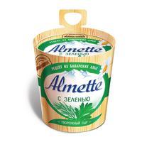 Сыр творожный Almette с зеленью 60% 150 г