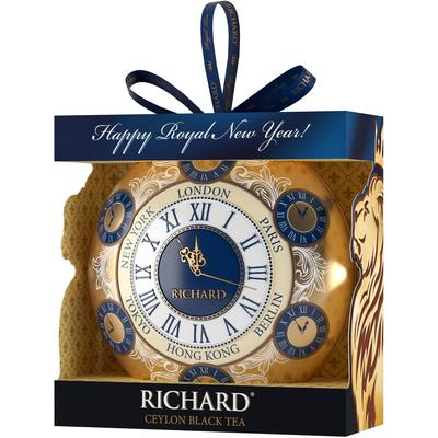 Чай Richard Royal Christmas Toy черный 20 г