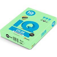 Бумага цветная для печати IQ Color зеленая пастель MG28 (А4, 80 г/кв.м, 500 листов)