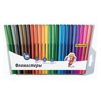 Фломастеры  Silwerhof 24 цвета