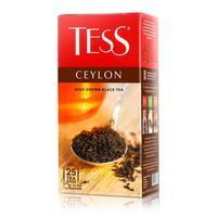 Чай Tess Ceylon черный 25 пакетиков