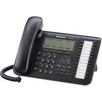 Телефон системный Panasonic KX-DT543RU-B