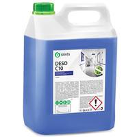 Чистящее средство с дезинфицирующим эффектом Grass Deso С10 5 л (концентрат)
