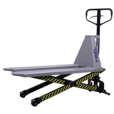 Тележка гидравлическая подъемная Tisel TX15 (до 1500 кг, 520x1150 мм)