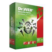 Антивирус Dr.Web Security Space Pro база для 2 ПК на 12 месяцев (BHW-B-12M-2-A3)