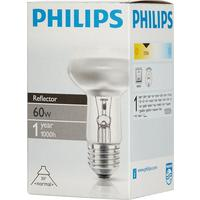 Лампа накаливания Philips 60 Вт E27 рефлекторная зеркальная 2700 К теплый белый свет