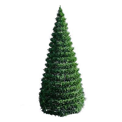 Елка новогодняя Green Trees Уральская уличная 19 м (хвоя-пленка)