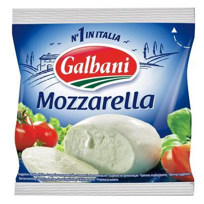 Сыр Galbani Mozzarella 45% 125 г