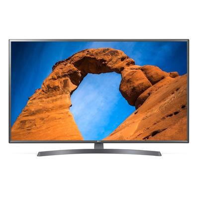 Телевизор LG 49LK6200 серебристый