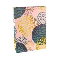 Пакет подарочный ламинированный Тропический рай (32.4х44.5х10.2 см)