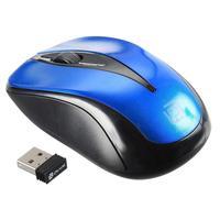 Мышь компьютерная Oklick 675MW черная/синяя