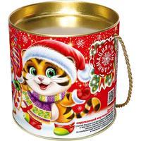 Новогодний сладкий  подарок Радость 500 г (с Milky Way и купоном)