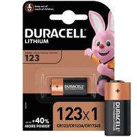 Батарейка Duracell CR123