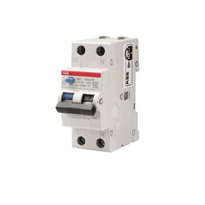 Дифференциальный автомат ABB DSH201R ток 10 А (артикул производителя 2CSR245072R1104)