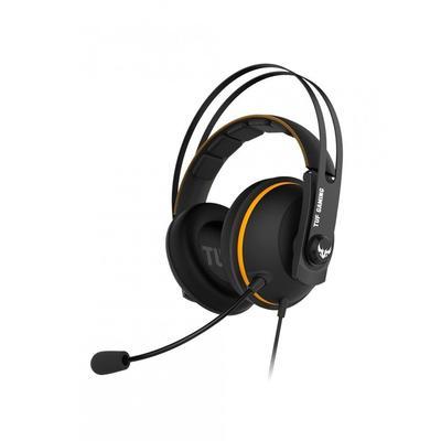 Гарнитура игровая Asus TUF Gaming H7 Core черно-желтые (90YH01RY-B1UA00)