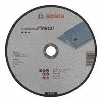 Круг отрезной Bosch Standard по металлу 230х3 мм 2608603168