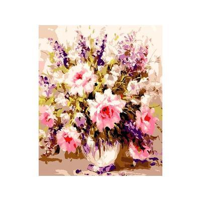 Алмазная вышивка Цветной Воздушные розы