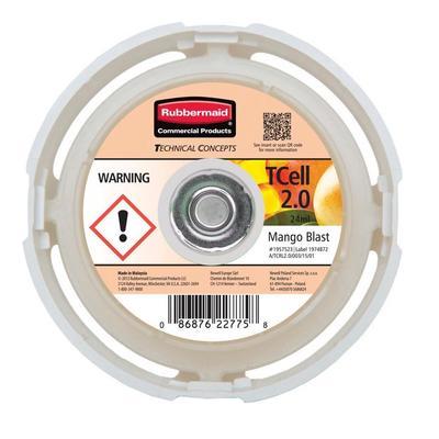 Сменный баллон для автоматического освежителя Rubbermaid Commercial Products Mango Blast 24 мл