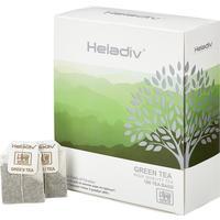 Чай Heladiv Green Tea зеленый 100 пакетиков