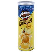 Чипсы Pringles со вкусом сыра 165 г