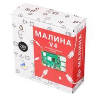 Конструктор программируемый Малина v4 2 ГБ