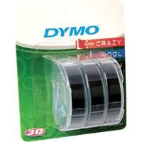 Картридж для принтера этикеток DYMO S0847730 (9 мм x 3 м, цвет ленты черный, шрифт белый)