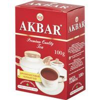 Чай Акбар Mountain Fresh черный 100 г