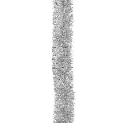 Мишура № 25 Норка серебристая (200x5 см)