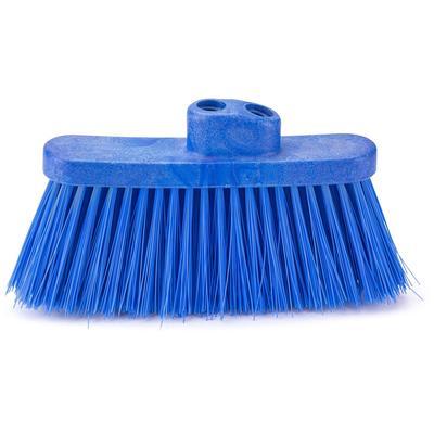 Щетка для пола Haccper 4702B 30 см жесткая щетина (синяя)