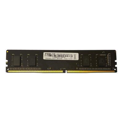 Оперативная память Foxline FL2666D4U19S-4G 4 Гб (DIMM DDR4)