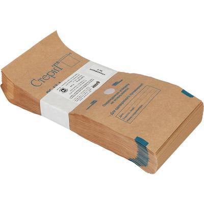 Пакет для стерилизации Винар Стерит для паровой и воздушной стерилизации 100х200 мм (100 штук в упаковке)