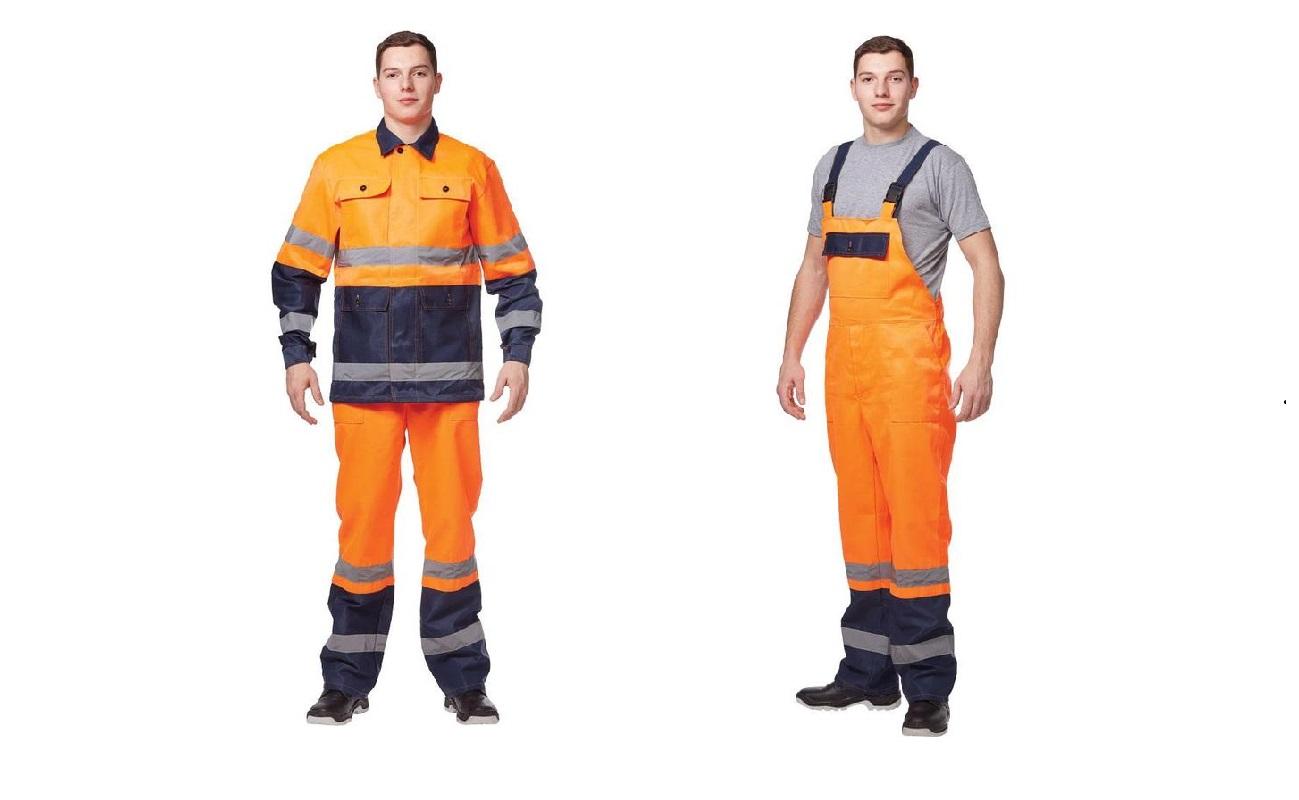 Летний сигнальный костюм Спектр