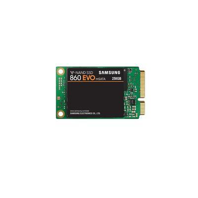 SSD накопитель Samsung 860 EVO 250 ГБ (MZ-M6E250BW)