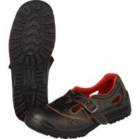 Полуботинки с перфорацией (сандалии) ПУ-ТПУ размер 45 (артикул производителя ВА4260-2)
