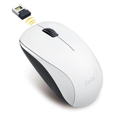 Мышь компьютерная Genius NX-7000 белая