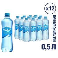 Вода питьевая Aqua Minerale негазированная 0.5 л (12 штук в упаковке)