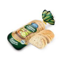 Хлеб Коломенское батон с отрубями нарезка 300 г