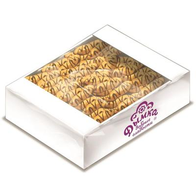 Печенье Дымка Эклерчики с глазурью 1.9 кг
