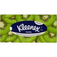 Салфетки косметические Kleenex Family 2-слойные (150 штук в упаковке)