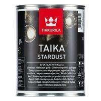 Краска декоративная интерьерная Tikkurila Taika Stradust золотистая 1 л