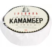 Сыр с белой плесенью Тревиль камамбер нуар 50% 130 г