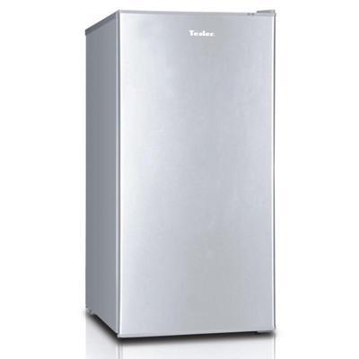 Холодильник однокамерный Tesler RC-95 серебристый